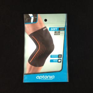 Custom Design Zip Lock Bag for Kneecup Packing pictures & photos