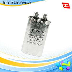 Hf Cbb65 Air Conditioner Capacitor 450V CQC, CE, VDE, RoHS pictures & photos