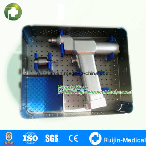 ND-2011 Durable Surgical Battery Operated Canulate Drill for Interlocking Nail pictures & photos