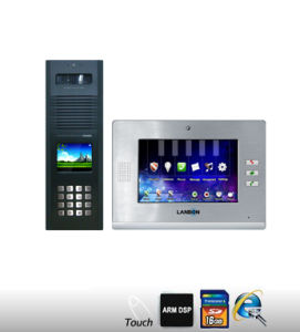 IP/TCP Video Door Intercom System for High-Lever Building