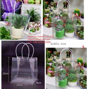 Moisture Proof OPP Plastic Packaging Flower Sleeve Bag pictures & photos