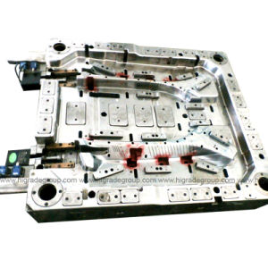 Auto a Pillar Plastic Mould/Auto Injection Mould/Mould/Molding pictures & photos