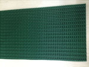 5.5mm Green PVC Rough Top Conveyor Belt pictures & photos