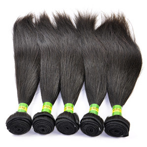 5A Top Brazilian Hair Extension Virgin Remy Straight Human Hair pictures & photos
