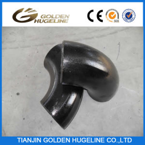 Sch40 Bw 45 Deg ANSI B16.9 Seamless and Welding Elbow pictures & photos