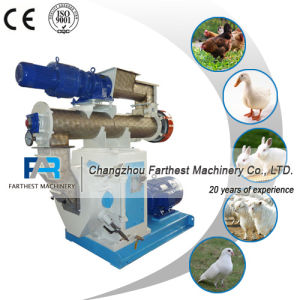 Gearbox Driving Ce Poultry Feed Pellet Machine pictures & photos