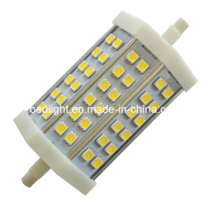 SMD 5050 LED 8W R7s LED Spotlight to Replace Halide Lamp (S5511808W)