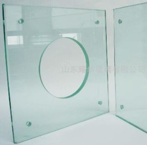 5mm, 6mm, 8mm Clear Tempered Glass with AS/NZS pictures & photos