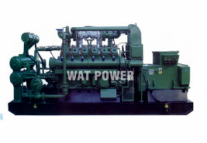 500kw-Gas Generator Set Gas Generator pictures & photos