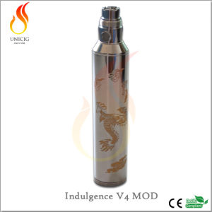 Indulgence V4 Battery Body of Best Mod E-Cigarette Battery
