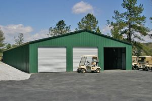Prefabricated Steel Warehouse for Agriculture pictures & photos