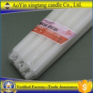 Wholesale 14G Cheap White Stick Candle Made in China pictures & photos
