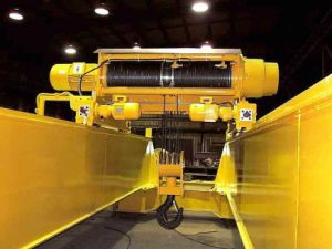 Overhead Bridge Crane Engine Crane pictures & photos