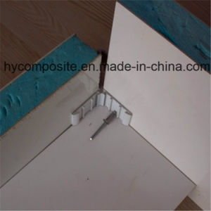 UV-Resistant FRP XPS Foam with Plywood Panel for Building pictures & photos