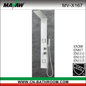 Stainless Steel Shower Panel (MV-X167)