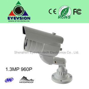 1.3MP CMOS HD (960P) IP IR Speed Bullet Security Camera (EV-N13021B-IR-T) pictures & photos