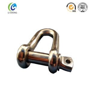 European Type Drop Forged Dee Shackle pictures & photos