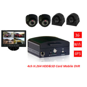 Dome Car Hidden Small Video Surveillance Cameras for Sale pictures & photos
