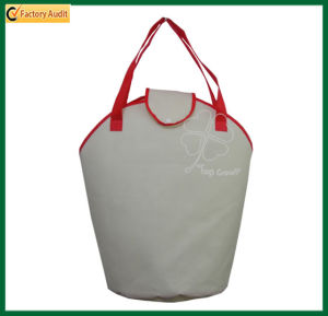 Eco Plain Blank Wholesale Cotton Tote Bag (TP-TB032) pictures & photos