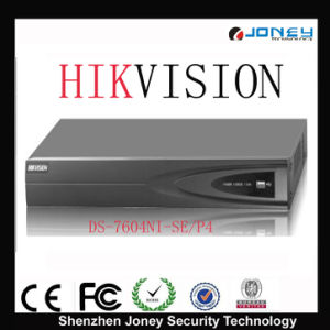 Ds-7604ni-Se Economical 4 Channel Hikvision NVR pictures & photos
