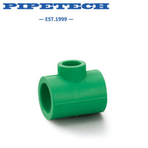 PPR Pipe Fittings with High Quality DIN Standard pictures & photos
