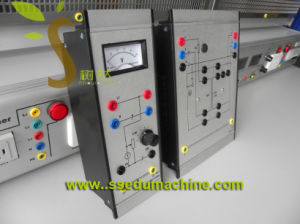Power Electronics Trainer Electrical Lab Equipment Educational Equipment Teaching Equipment pictures & photos