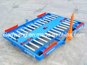 7t Pallet Dolly Airport Dolly Container Dolly Trailer (GW--AE03) pictures & photos