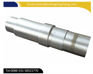 OEM Precision Forged 20crmo Thread Shaft From Chinese Factory pictures & photos