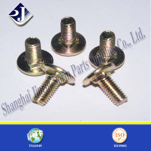 Zinc Coated Carriage Bolt DIN603 pictures & photos