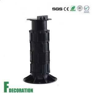 Adjustable Plastic Pedestal for Raised Outdoor Floor Support pictures & photos