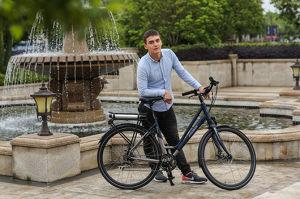 Electric City Retro MID Motor Bike E Bike pictures & photos