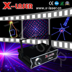500mw RGB Full Color Animation Laser Light with SD+2d+Grating Pattern pictures & photos
