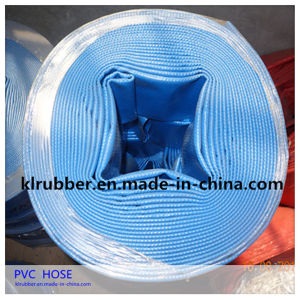 PVC Layflat Hose for Irrigation and Sprinklers System pictures & photos