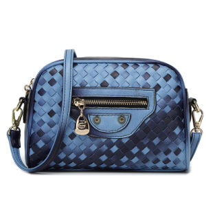 The Newest Fashion Designer High Quality Woven Bag Leather pictures & photos