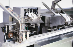 Zh120 Horizontal Automatic Pharmaceutical Blister Cartoning Machine pictures & photos
