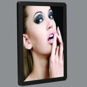 Picture Frame with Snap Frame for LED Light Box Usefor Advertising Display pictures & photos