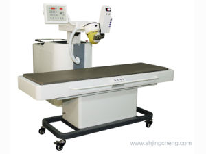 Extracorporeal Shockwave Lithotripter with Ultrasound Scanner (JC-ESWL-B-I)