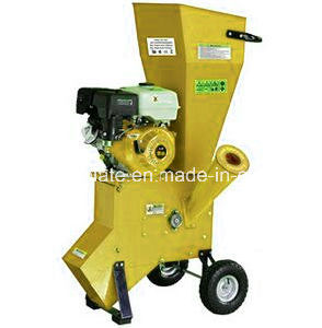 with Ce Wood Chipping Machine 9HP Wood Chipper Shredder pictures & photos