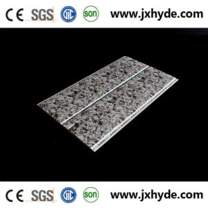 Middle Groove 5*200mm Ceiling PVC Panel for Interior Decoration pictures & photos