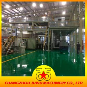 PP Spunbond Non-Woven Machinery Line (S, SS, SSS, SMS, SMMS) pictures & photos