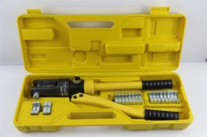 Handle Hydraulic Cable Crimping Tool pictures & photos
