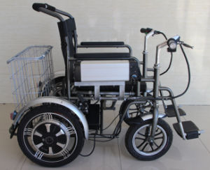 New Electric Mobility Scooter Electric Wheelchair (FP-EMS02) pictures & photos