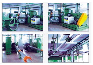 Extruding Machine Silicone Rubber Line pictures & photos