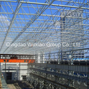 Prefabricated Steel Building Steel Frame pictures & photos