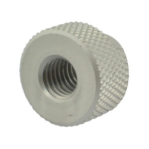 CNC Machining of Thread Nut Part pictures & photos