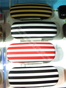 Top Quality Plastic Latest Glasses Frame Case in Popular Color pictures & photos