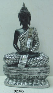 Polyresin Buddha Decoration (LE87-92046)