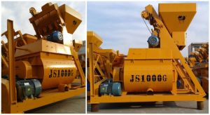 Compulsory Concrete Mixer (Js1000) pictures & photos