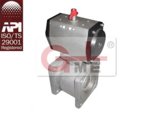 Fuel Tanker Pneumatic Ball Valve (QF02FQB) pictures & photos