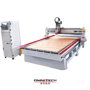 1530 Woodworking CNC Router with Stepper Motor pictures & photos